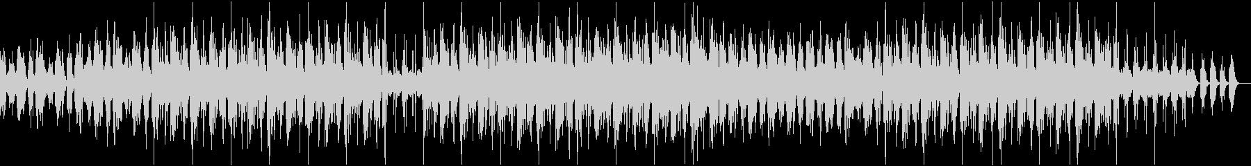 アンダーグラウンドでチルテイストなBGMの未再生の波形