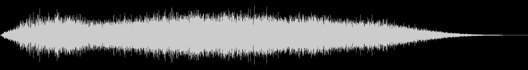 リバーブゴースト合唱団、ホラーゴー...の未再生の波形