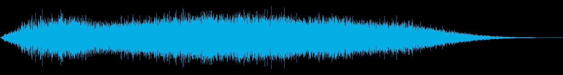 リバーブゴースト合唱団、ホラーゴー...の再生済みの波形