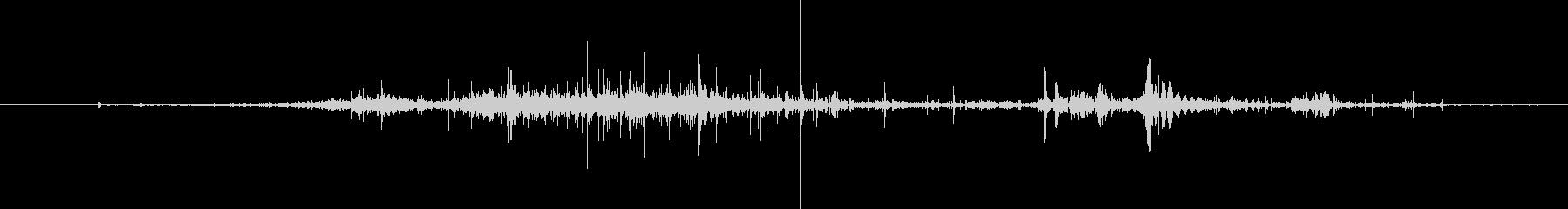スモールロック:ターンオンオンダー...の未再生の波形