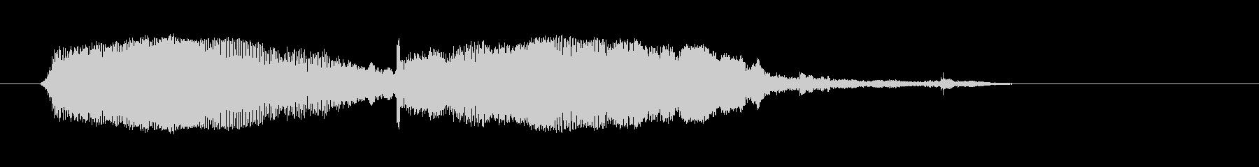 GTSカー;イン/アウトターン、C...の未再生の波形
