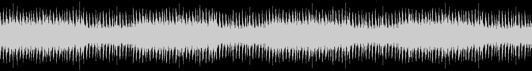 バトルオーケストラの未再生の波形