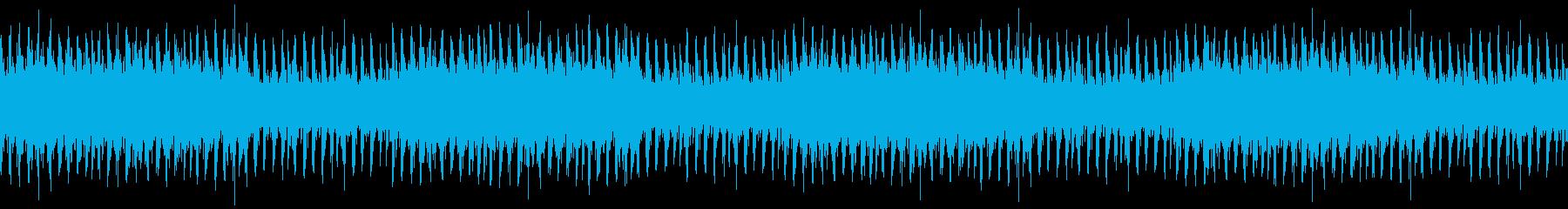 バトルオーケストラの再生済みの波形