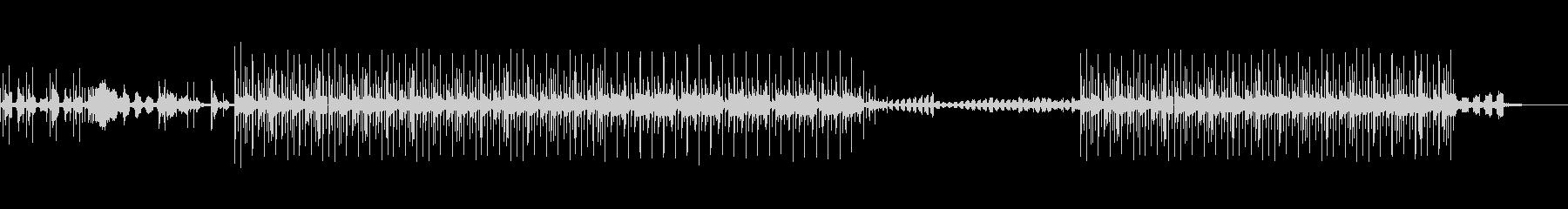 lofibeats 12月27日6曲目の未再生の波形