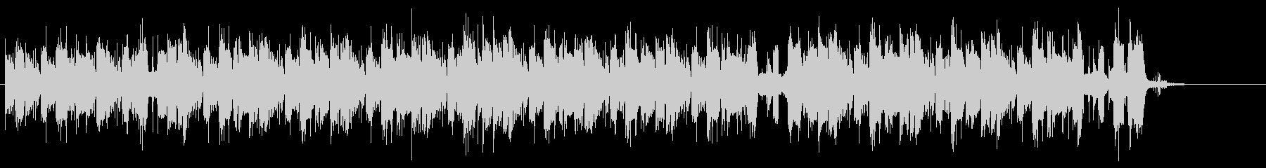 texture8の未再生の波形