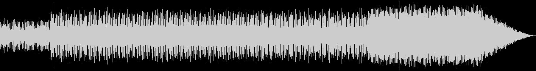 SF_シンセポップなBGMの未再生の波形