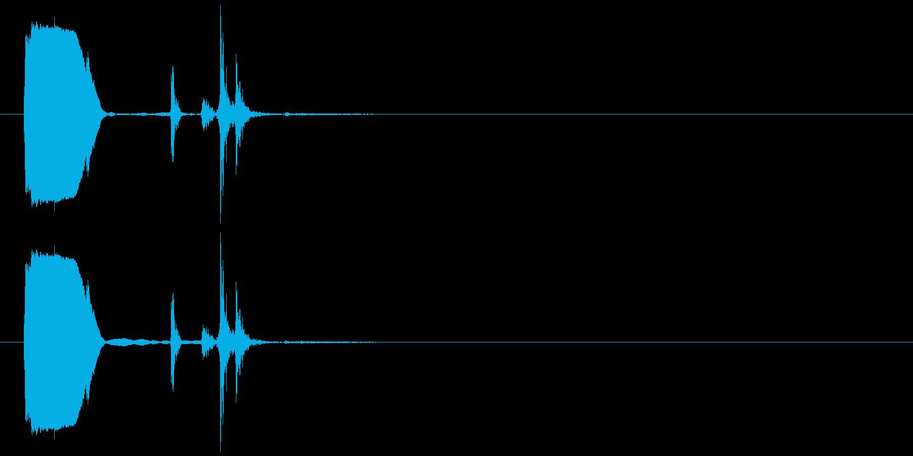 digital lock_2-3-2の再生済みの波形
