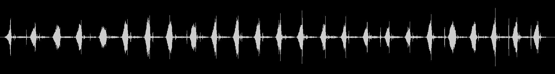 ポータブルチューブ自転車ポンプ:ポ...の未再生の波形