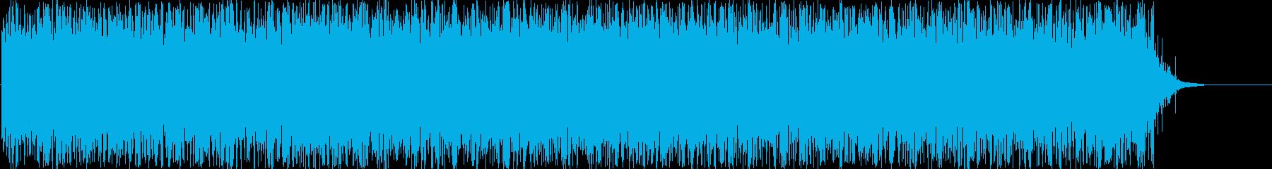 イメージ クレイジーディジュリドゥ...の再生済みの波形
