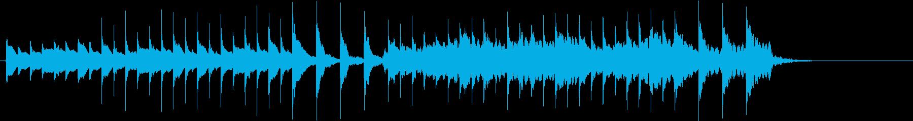 琴・三味線・尺八・和!ジャポニカサウンドの再生済みの波形