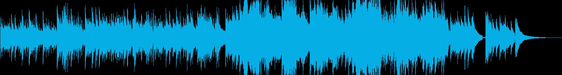企業VP13 24bit44kHzVerの再生済みの波形