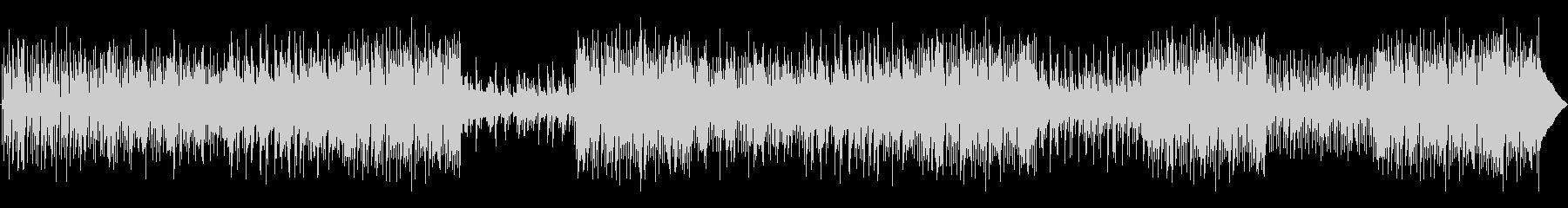 エレクトリックピアノ、ギター、ハン...の未再生の波形