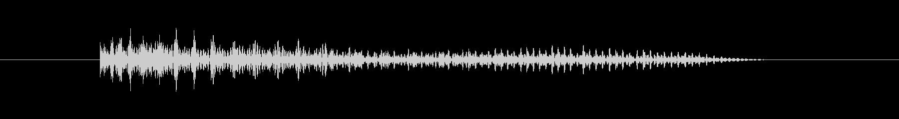 口 Beatbox Bass Dr...の未再生の波形