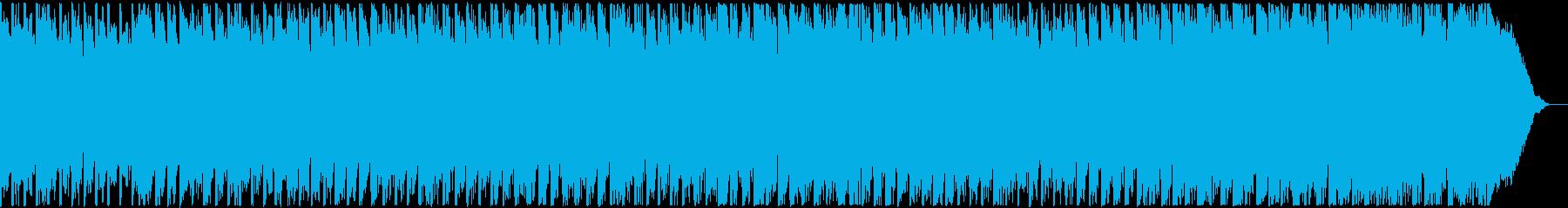 アコースティックポップインストゥル...の再生済みの波形
