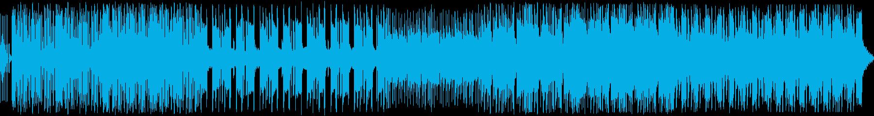 Futulaid Backの再生済みの波形