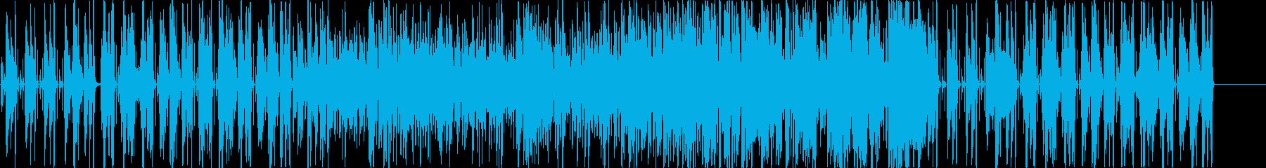 ジャズ 説明的 静か お洒落 ハイ...の再生済みの波形