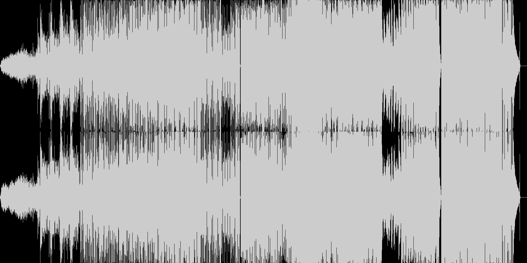 sunpekoの未再生の波形
