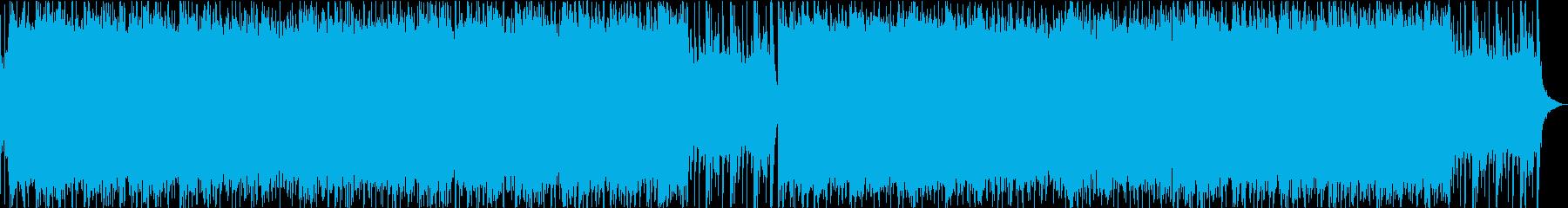 正義側の壮大な戦闘曲(別ver,有)の再生済みの波形