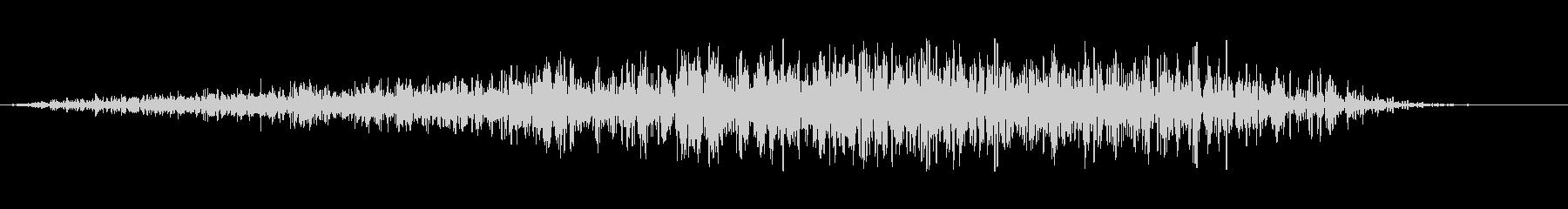 シューッという音EC07_91_5の未再生の波形