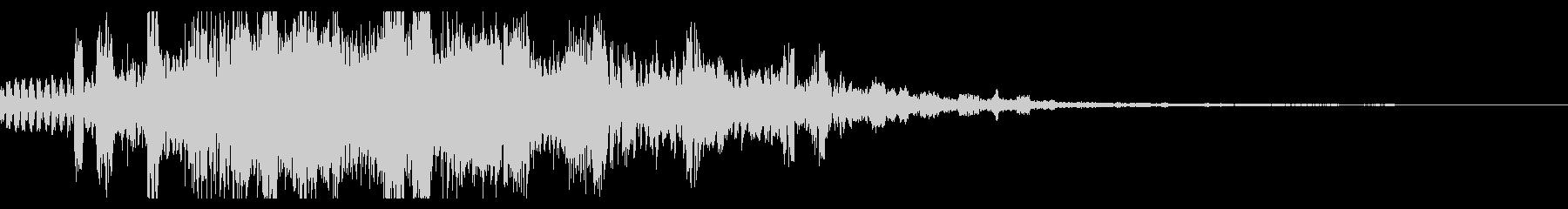 ピストンファクトリー、複合モーフエ...の未再生の波形