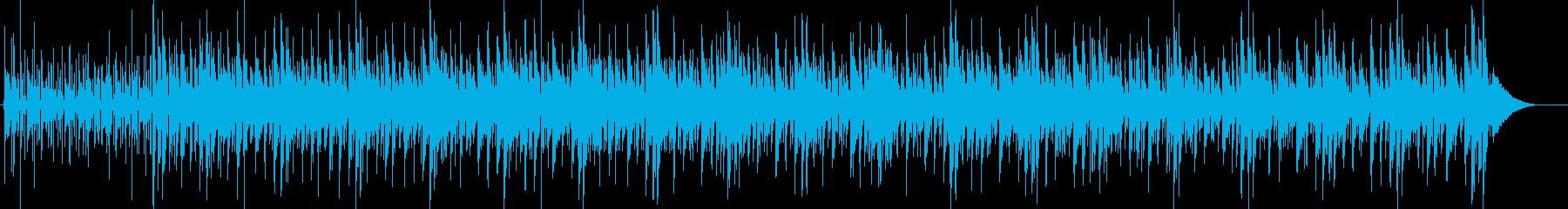 不良のアコギfunkブルース やさぐれの再生済みの波形
