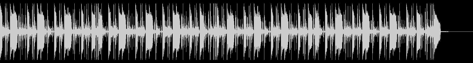 145 BPMの未再生の波形