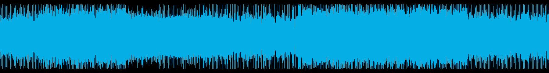 ゲーム・ダンジョン用/廃工場の再生済みの波形