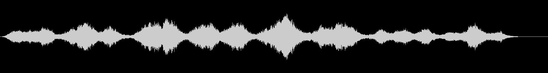 音楽:不気味なスローサックス。の未再生の波形