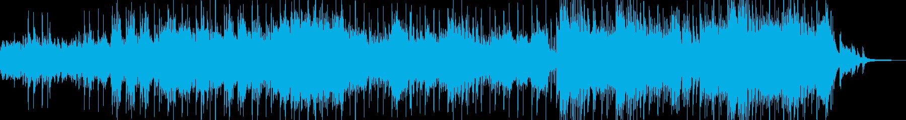 異世界・故人を想う雰囲気 ドラム有 短尺の再生済みの波形