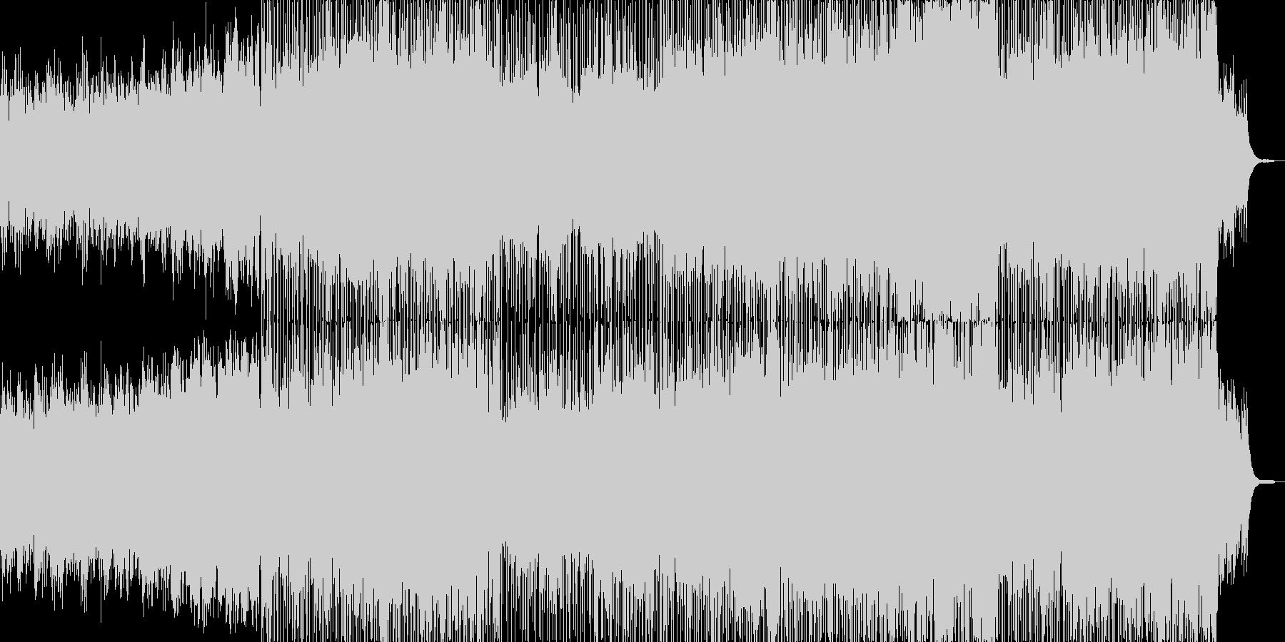 ピアノコードとアルペジオ。クラシッ...の未再生の波形