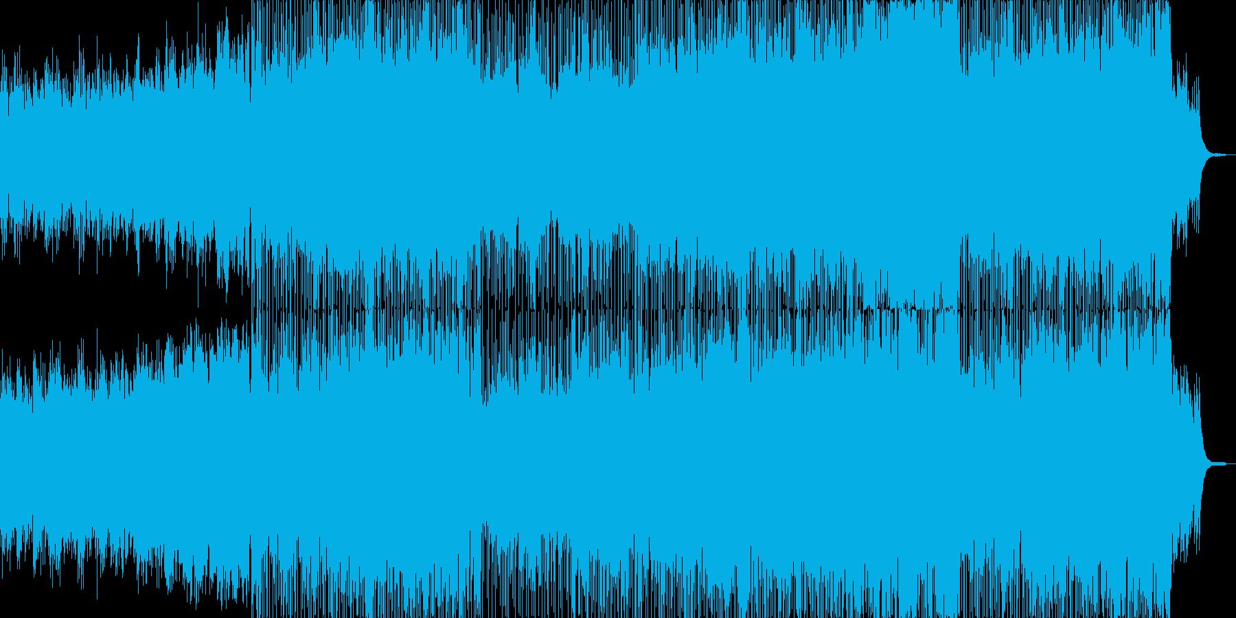 ピアノコードとアルペジオ。クラシッ...の再生済みの波形