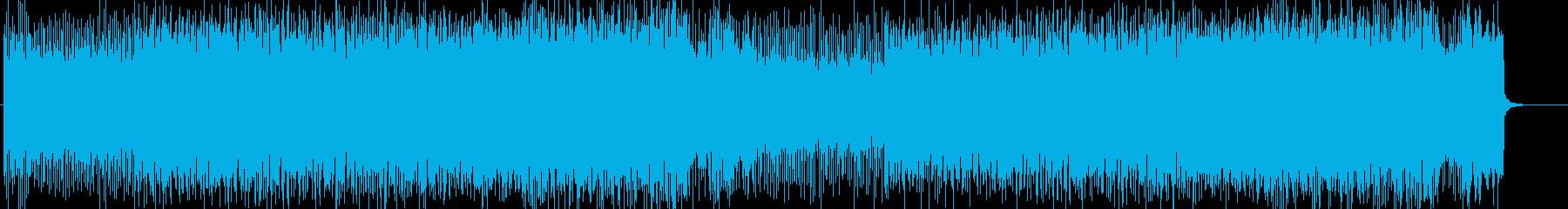 DEATH METAL、パワー188の再生済みの波形