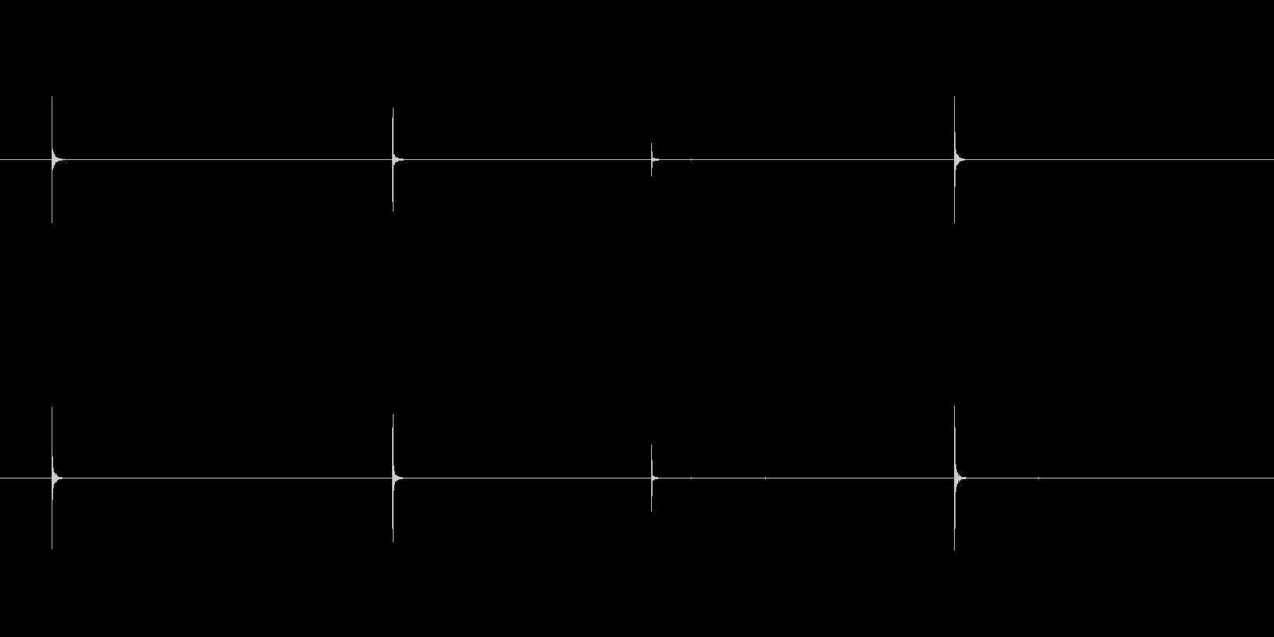 ツール、ワイヤーカッター、ワイヤー...の未再生の波形