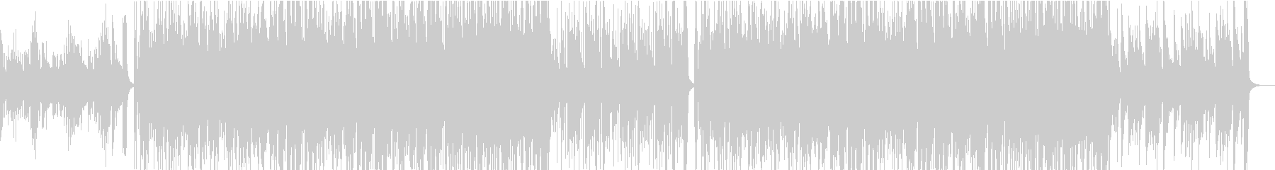 プロフィールビデオ等に 感動的なピアノの未再生の波形