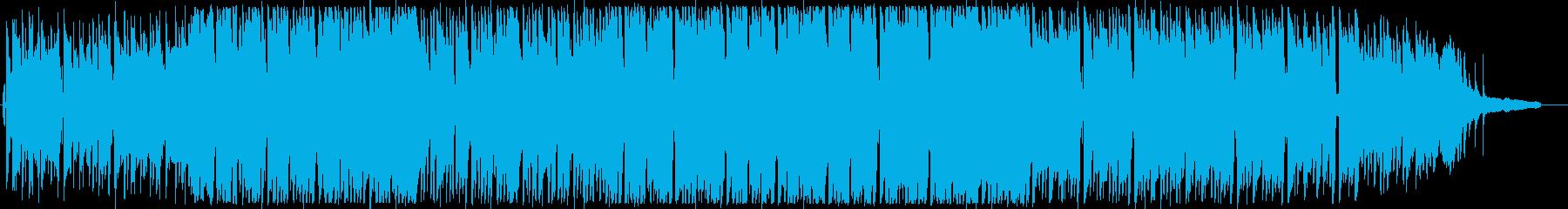 【アニメ, PV】元気溢れるピアノロックの再生済みの波形