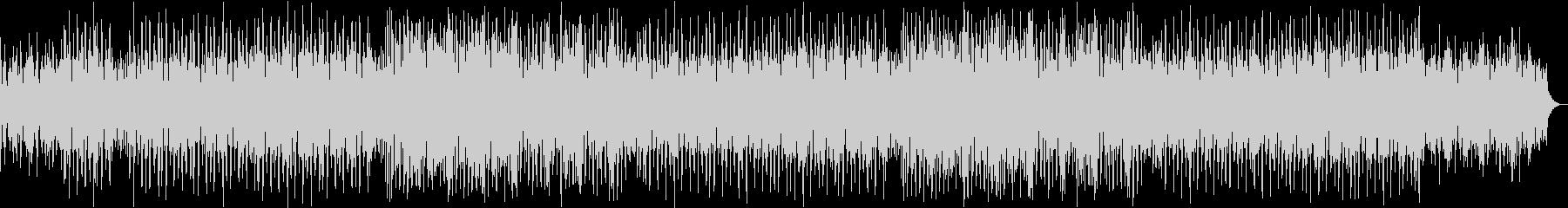 【おしゃれな和風ロック】琴と三味線の未再生の波形