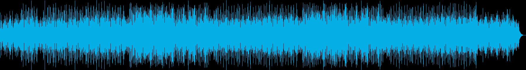 【おしゃれな和風ロック】琴と三味線の再生済みの波形