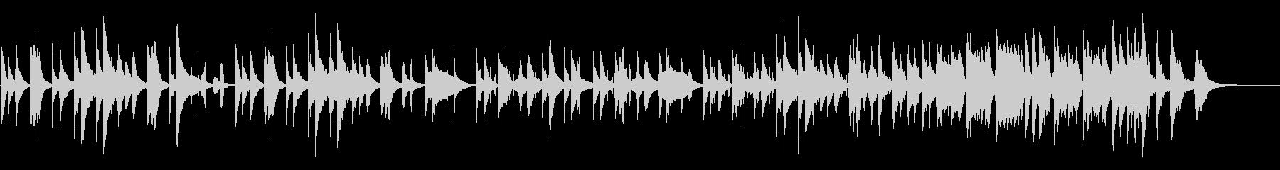 【CM動画】可愛らしいマリンバ【短縮版】の未再生の波形