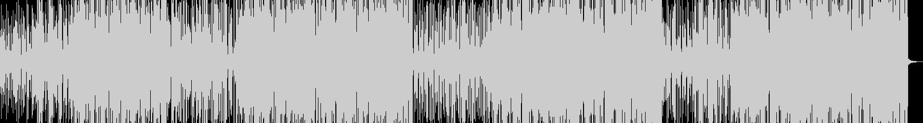 アコギ トラップ EDMの未再生の波形