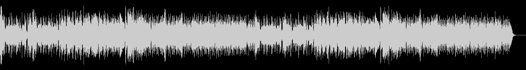 カワイイfuture bass 風の未再生の波形