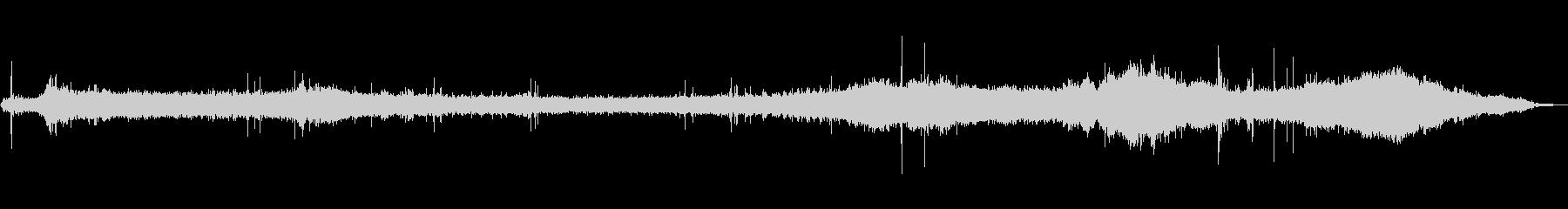 ガスローントリマー:スタート、トリ...の未再生の波形