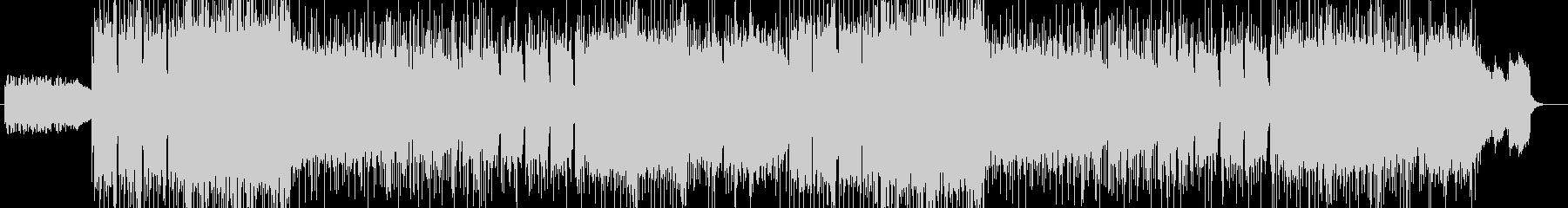 「HR/HM」「ROCK」BGM324の未再生の波形