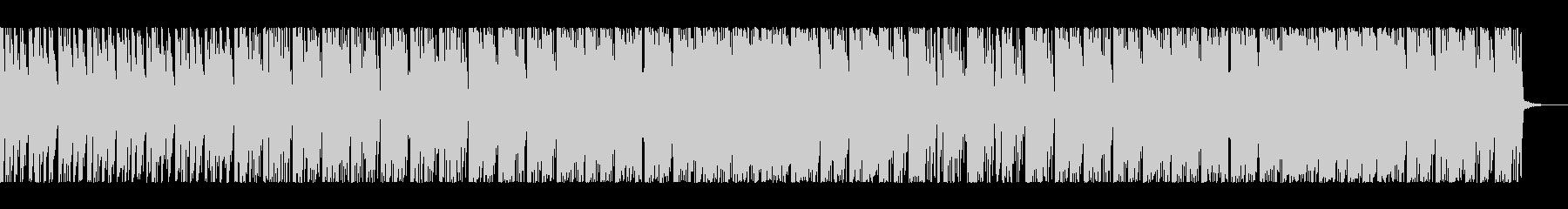 ほのぼのシンセのシニカルコミカルの未再生の波形