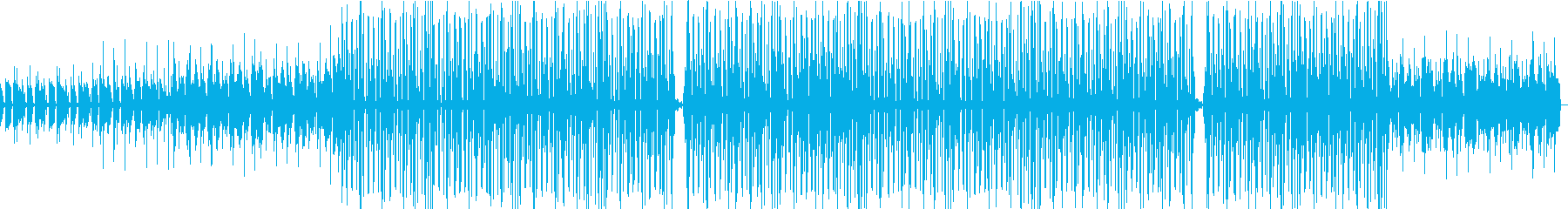レゲエで楽しむの再生済みの波形