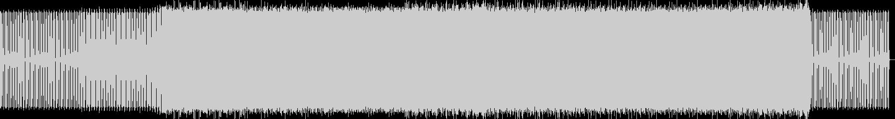イントロドラム電子ドラム、シンセ1...の未再生の波形