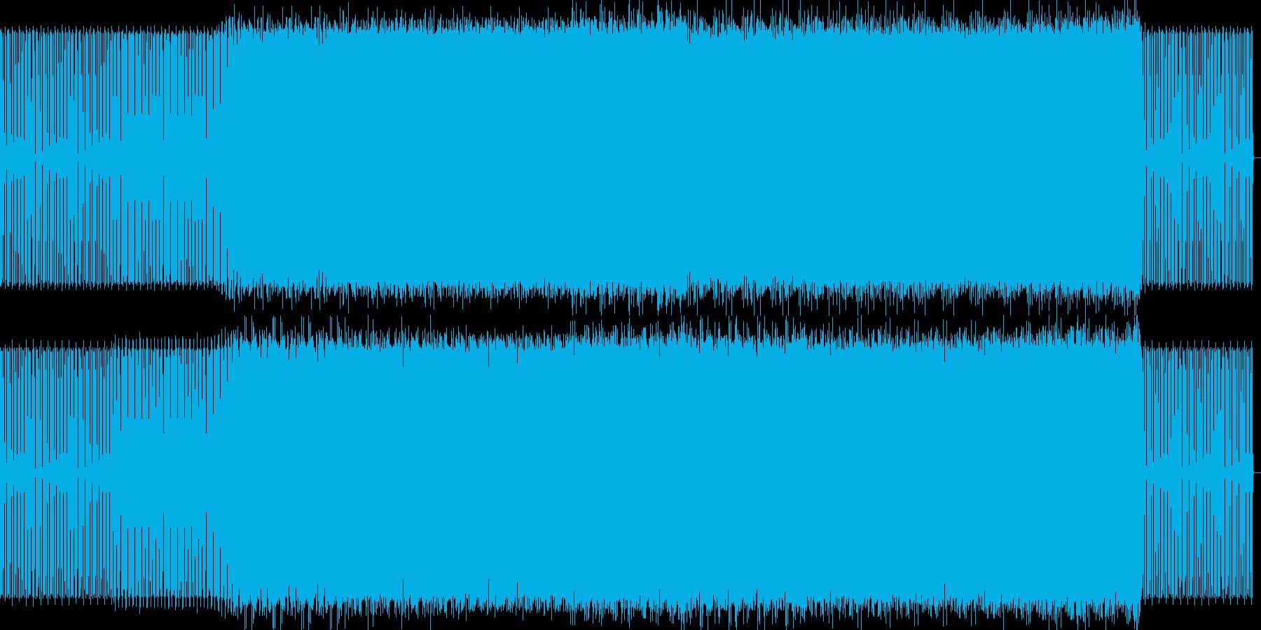 イントロドラム電子ドラム、シンセ1...の再生済みの波形