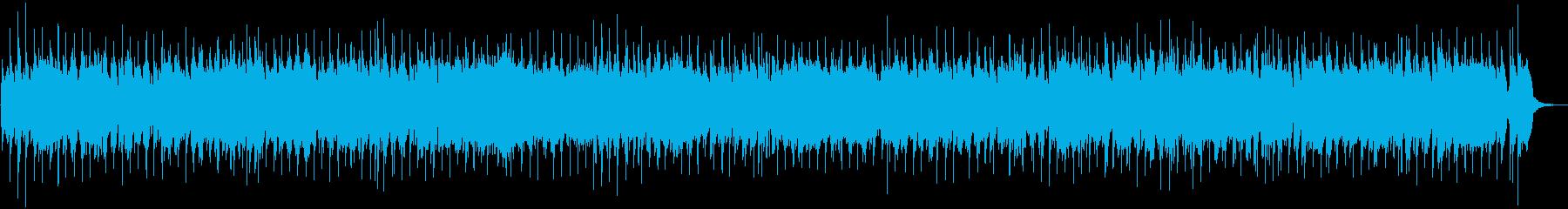 ブルース/サザンロック/活気のある...の再生済みの波形