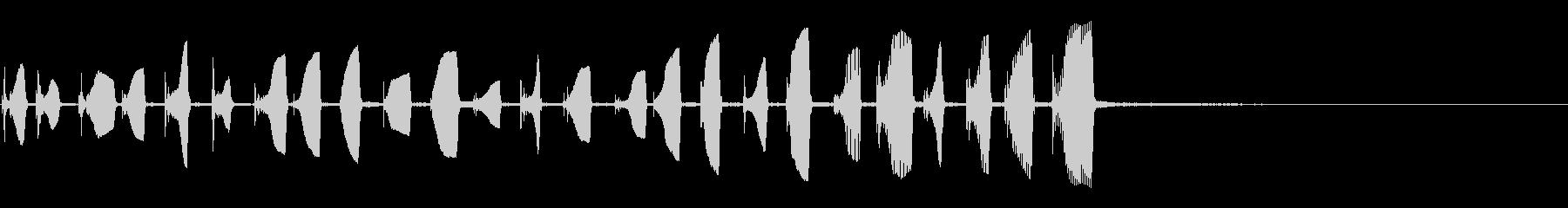 アコーデオン:タンブルダウンアクセ...の未再生の波形
