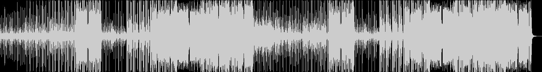 シンコペートされたスチールドラムを...の未再生の波形