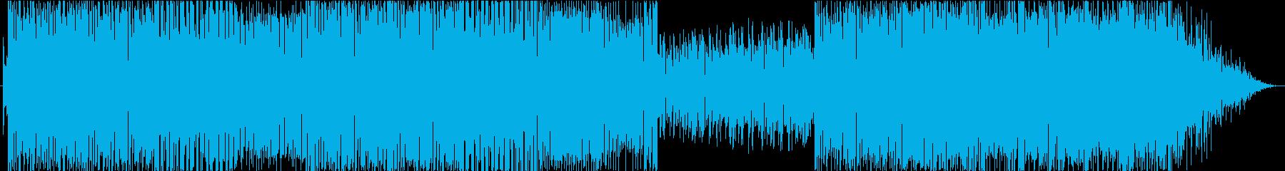 Bメロが印象的なインストです。の再生済みの波形
